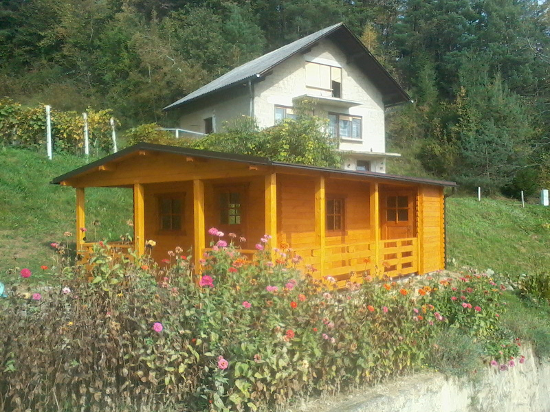Vrtna hiška - 2